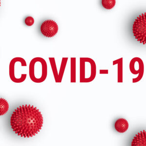covid-19 red
