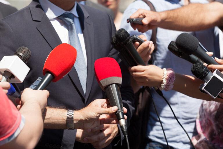 PR Press conference