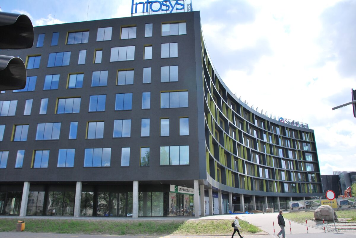 Infosys Top IT Companies in India