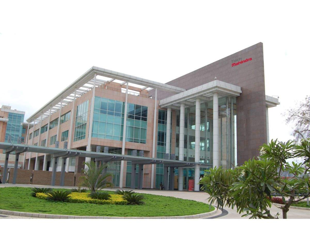 Tech Mahindra Top IT Companies in India