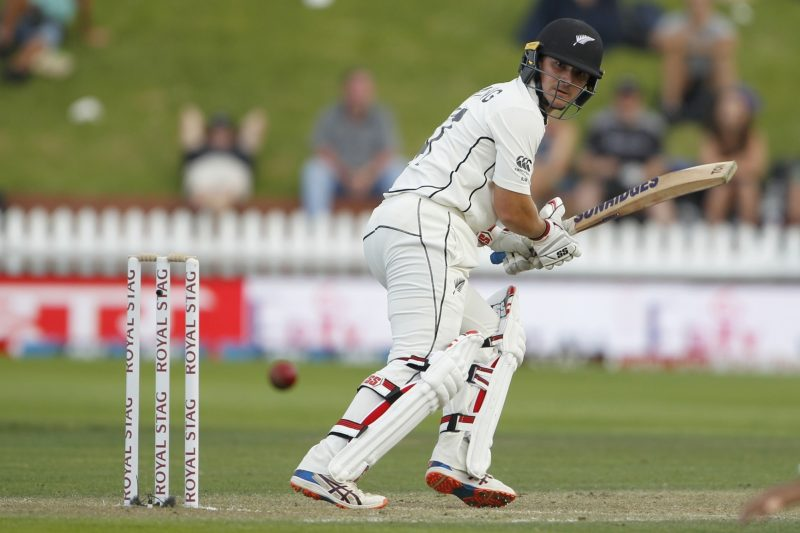 Wellington: New Zealand's BJ Watling in action on Day 2 of the 1st Test match between India and New Zealand at the Basin Reserve cricket ground in Wellington, New Zealand on Feb 22, 2020. (Photo: Surjeet Yadav/IANS)