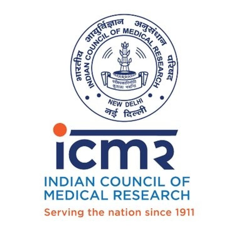 Indian Council of Medical Research. (Photo: twitter@ICMRDELHI)
