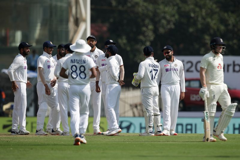 Ind vs Eng: Tickets for 2nd Test to be sold only online.(photo:Twitter)