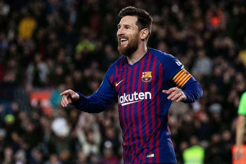 Lionel Messi. (File Photo: IANS)