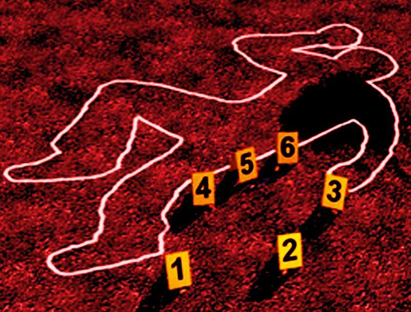 Murder. (IANS Infographics)