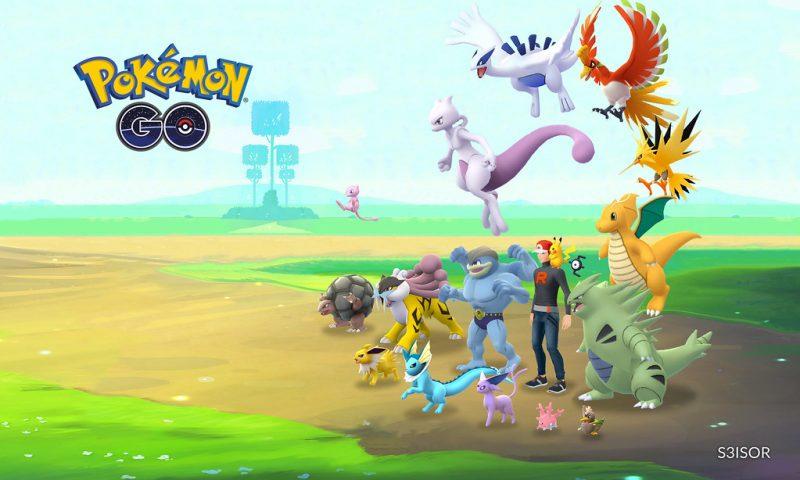 Pokemon Go Festival 2020