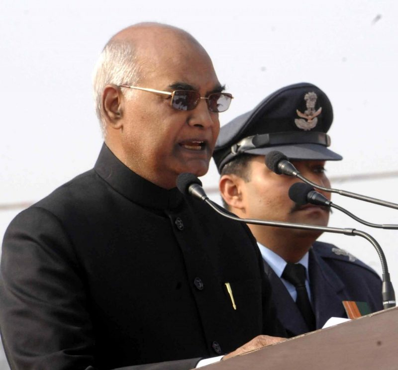 NDA presidential candidate Ram Nath Kovind. (File Photo: IANS)