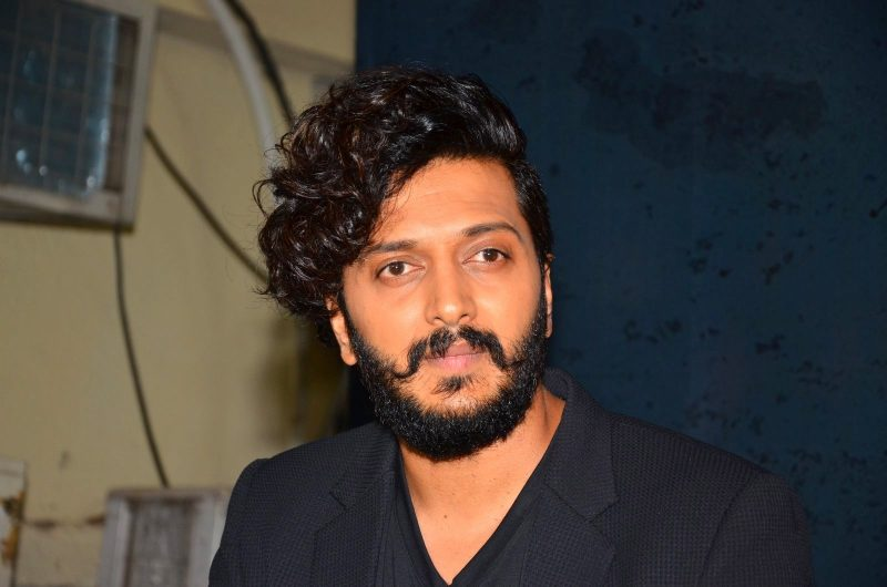 Mumbai: Actor Riteish Deshmukh during the promotion of film Great Grand Masti on the sets of So You Think You Can Dance, in Mumbai, on July 5, 2016. (Photo: IANS)