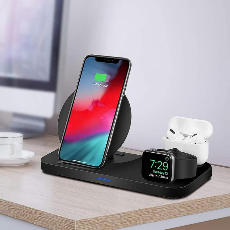 Sterilizer with wireless charging in India