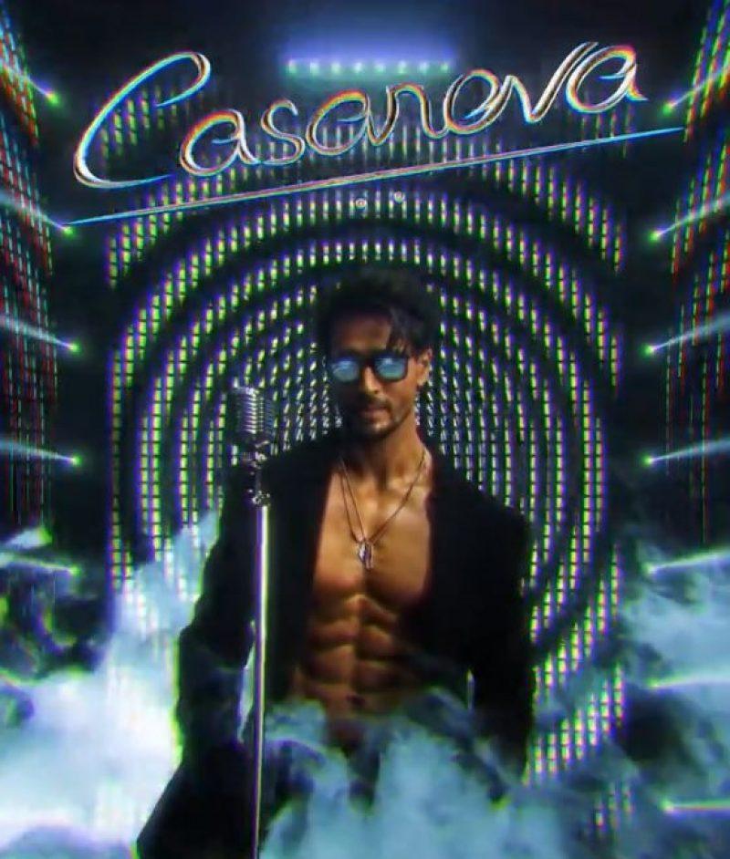 Tiger Shroff drops first look of new single 'Casanova'