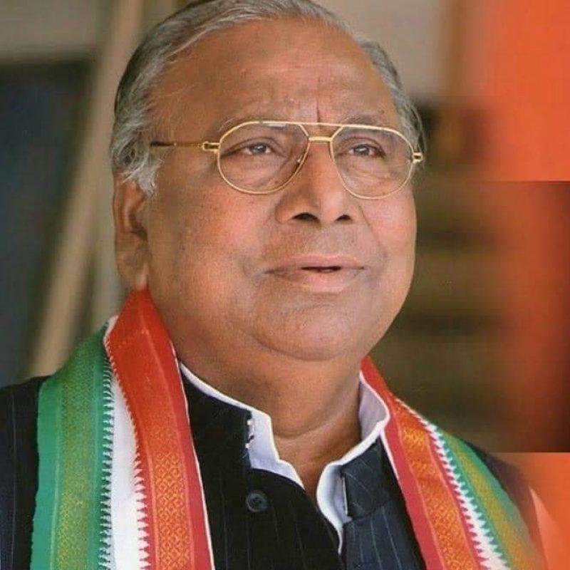 Hyderabad: Telangana Congress Secretary V Hanumantha Rao tested positive for Coronavirus in Hyderabad on June 21, 2020. (File Photo: IANS)